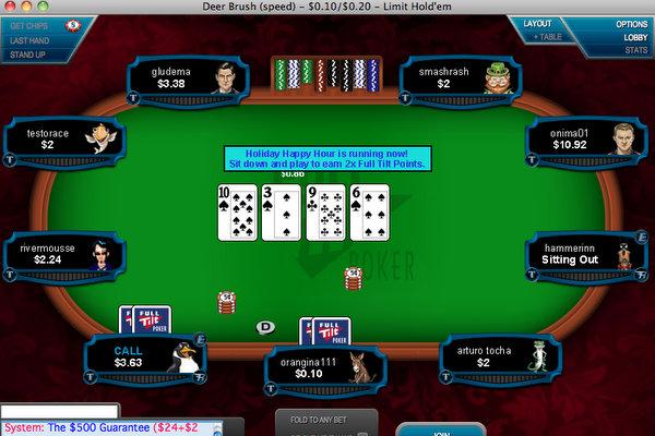 Online Poker Room Review